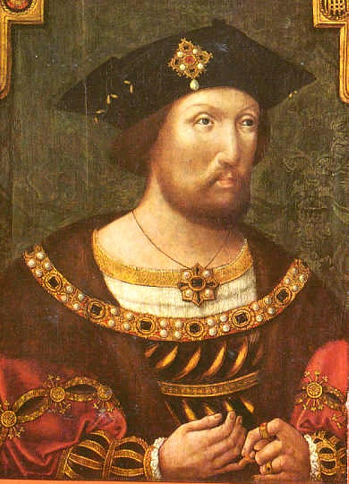 young henry 8